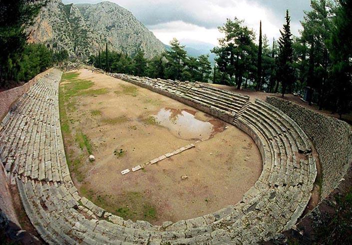 Античный стадион