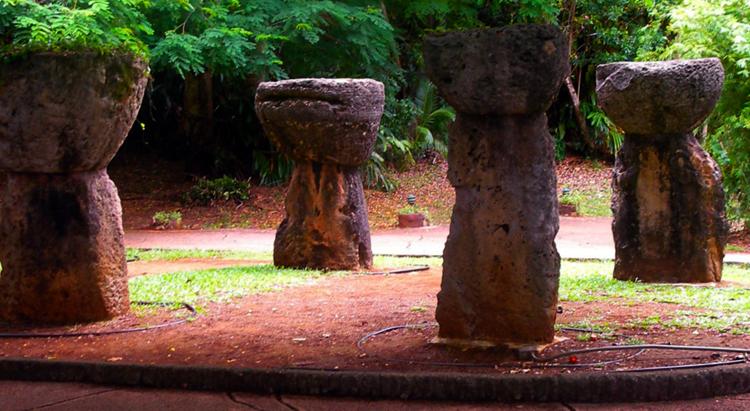Парк камней «Латтэ