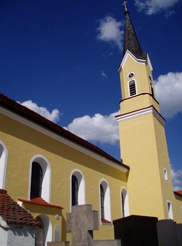 Церковь Святого Николая в Виппенхаузене