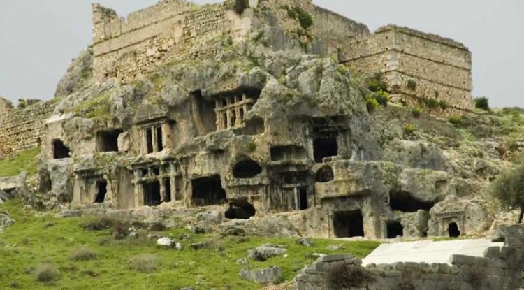 Античный город Тлос