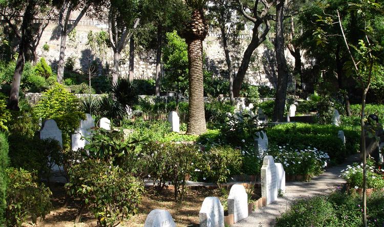 Трафальгарское кладбище