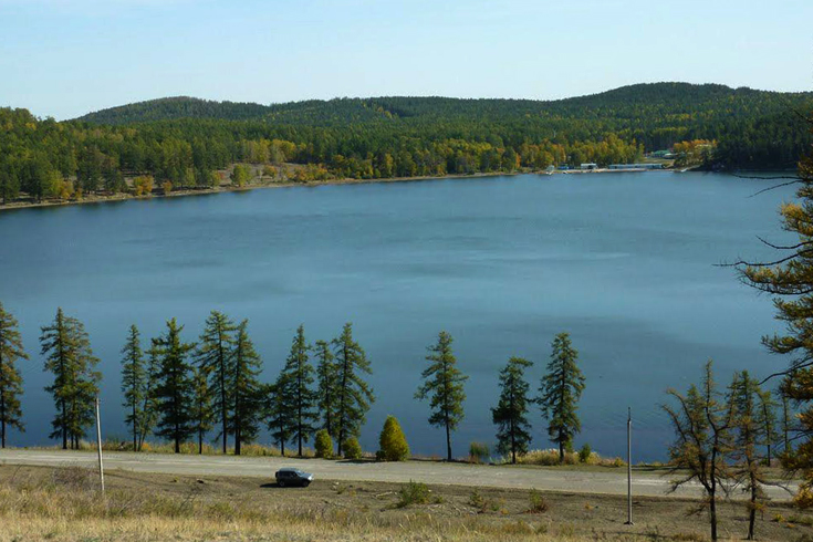 Учалинские озера
