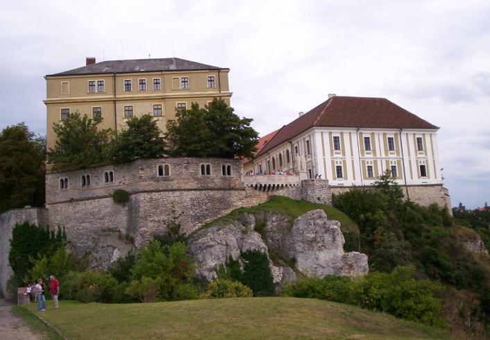 Крепость Веспрем