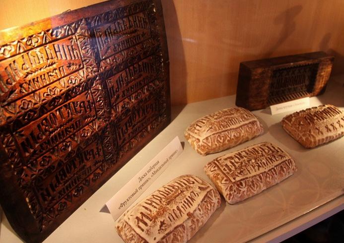 Внутри музея пряников