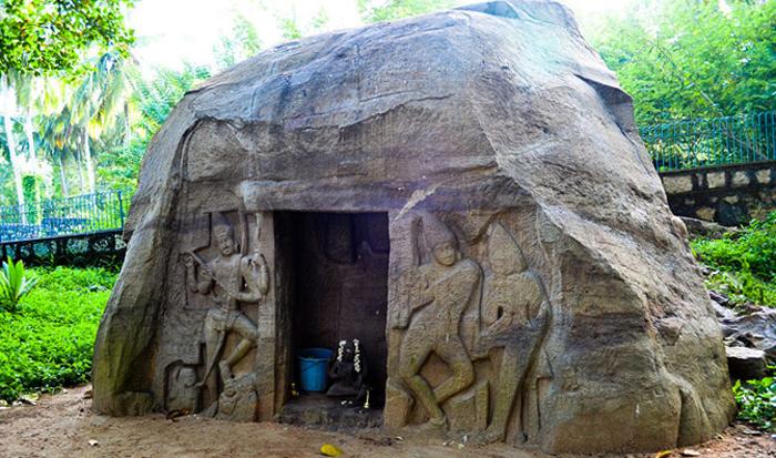 Вижиньямский скальный пещерный храм