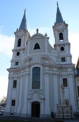Церковь Визиварош