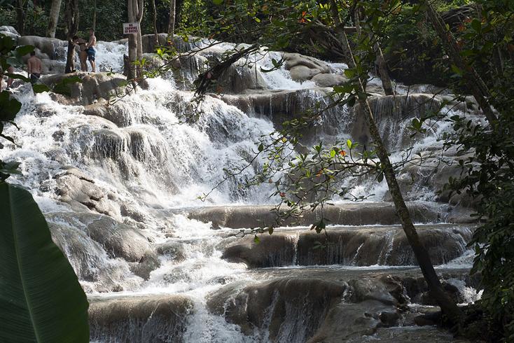 Водопады Даннс-Ривер