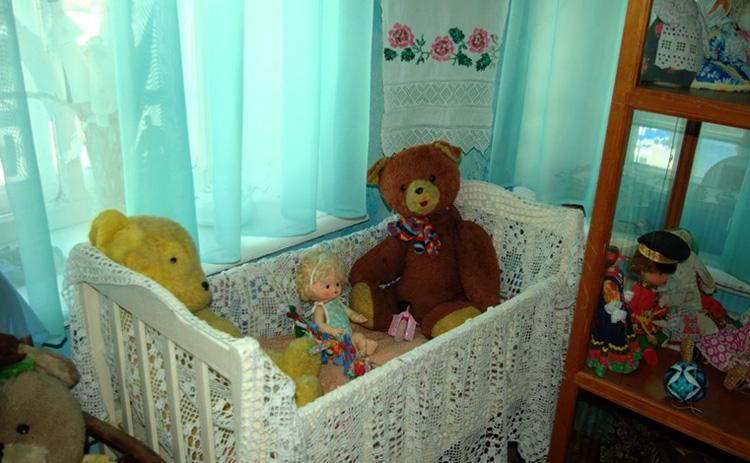 Внутри детского музея