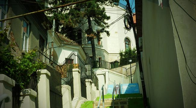 Улица Ксенофонт