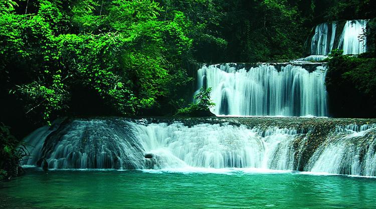 Водопад Яс