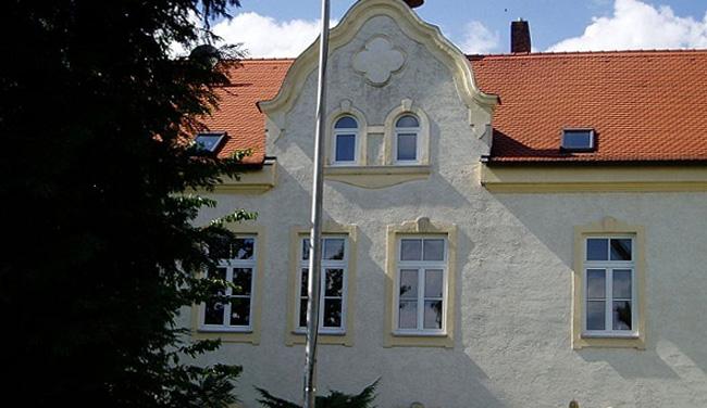 Здание школы в Виппенхаузене
