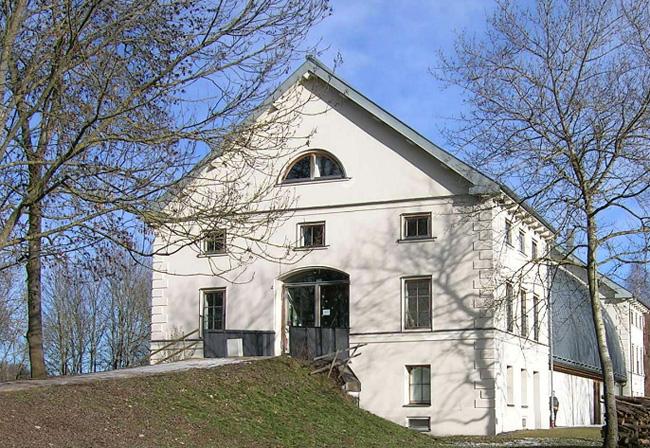 Здание Овцефермы