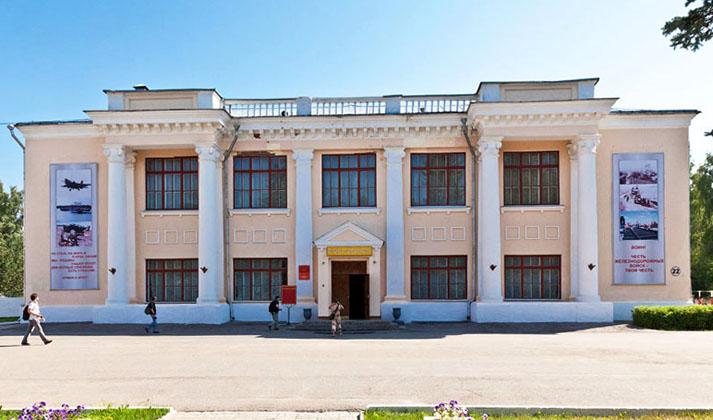 Музей железнодорожных войск России
