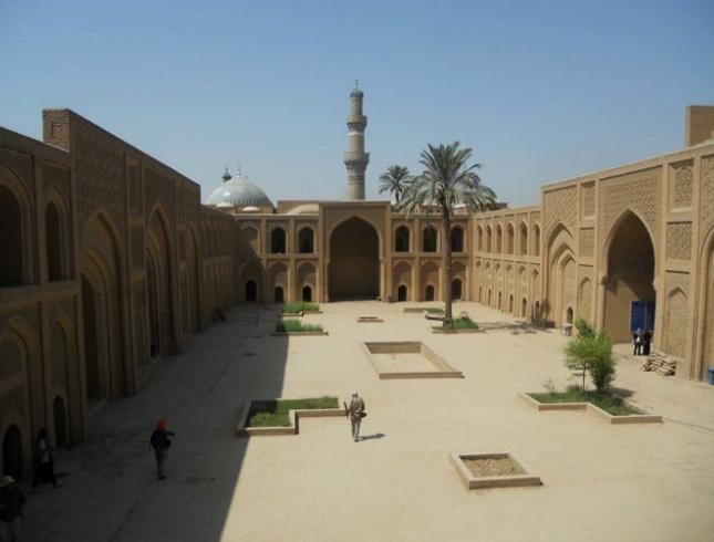 Багдадский дворец Аббасидов