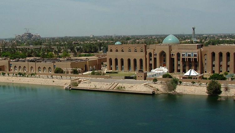 Дворец Аль-Сиджуд