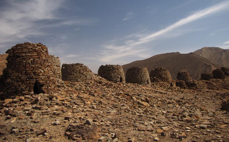 Деревня Аль-Айн