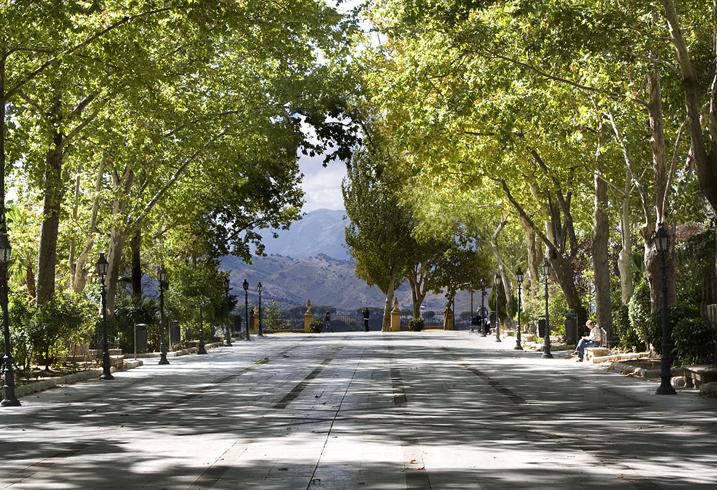 Парк Аламенда-дель-Тахо