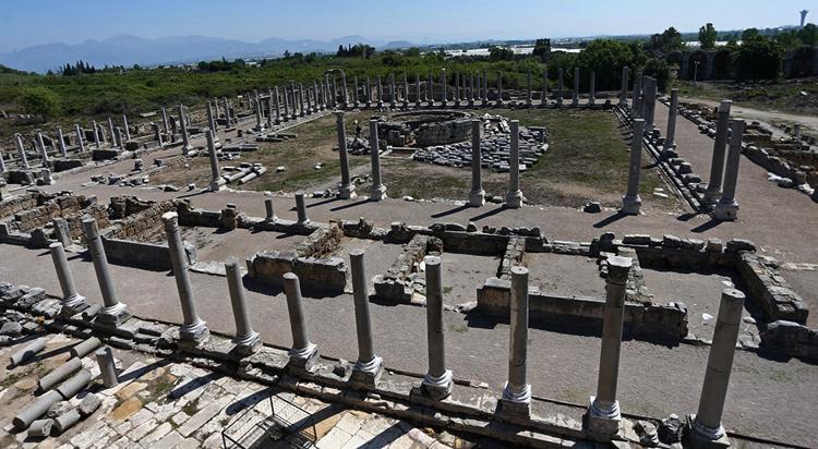 Древний Перге