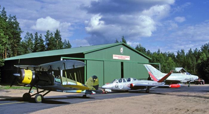 Музей воздухоплавания в Котке