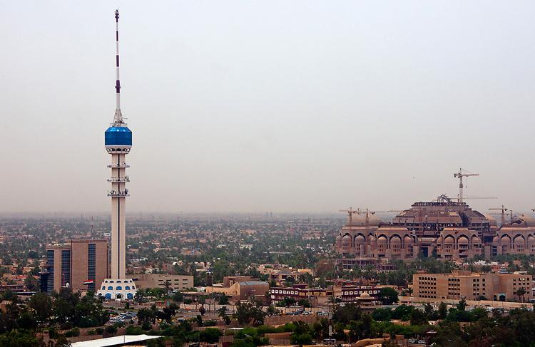 Багдадская башня