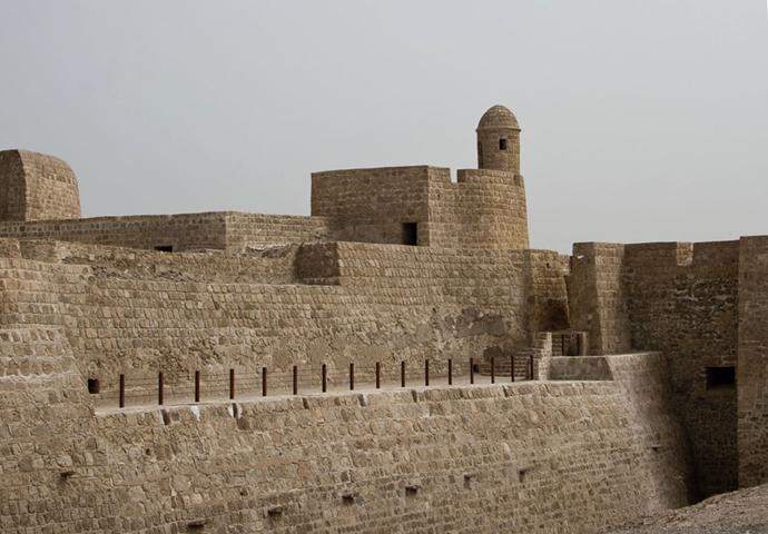 Крепость Калат-аль-Бахрейн