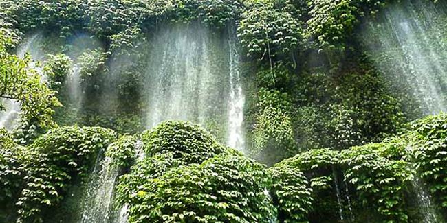 Водопад Бетара Леньянг