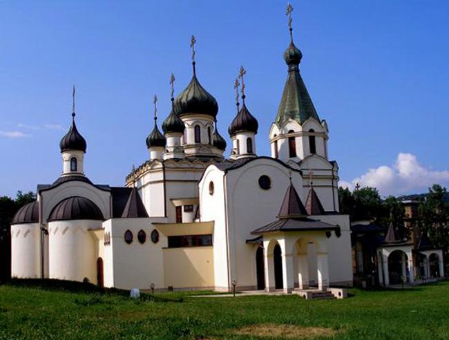 Византийский собор