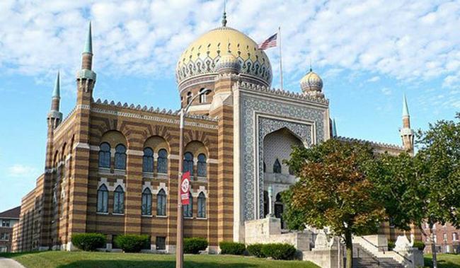 Мечеть Ин-Нака в Триполи