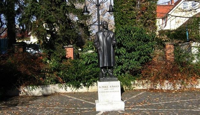 Памятник Каролю Моллу