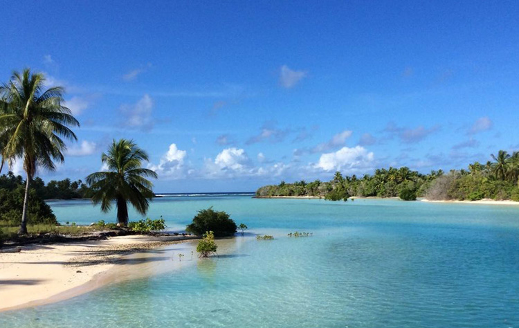 Остров Бетио