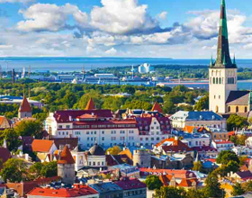 Главные достопримечательности Эстонии