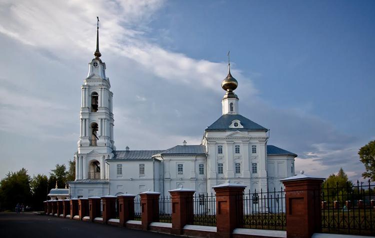 Благовещенский храм