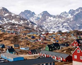 Достопримечательности и красивые места Гренландии