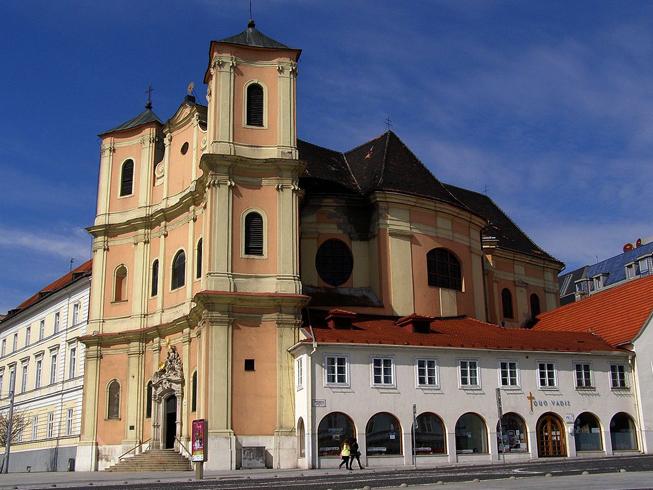 Церковь тринитариев