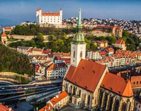 Достопримечательности и красивые места Братиславы
