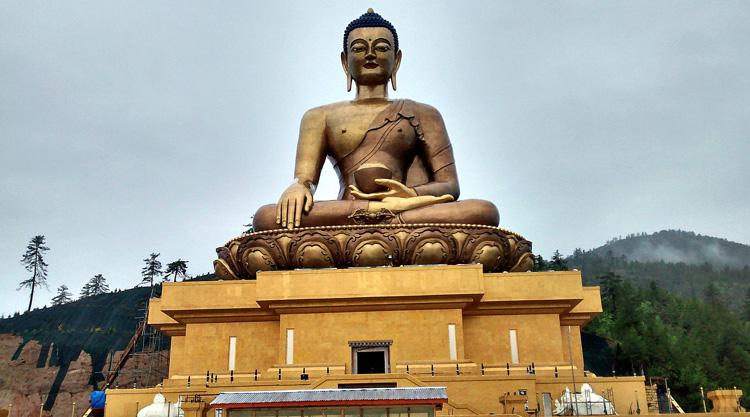 Будда Дорденма