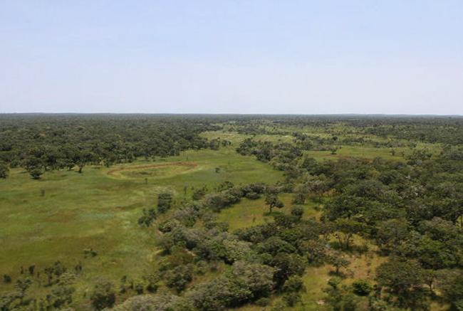 Национальный парк Кангандала