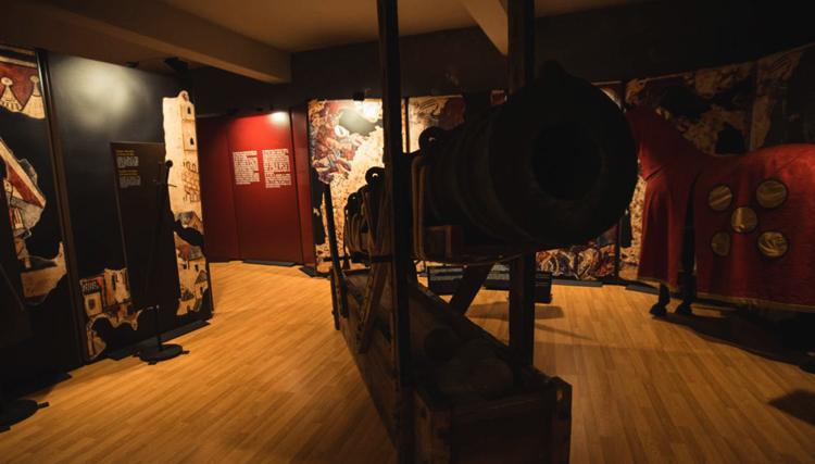 Музей средневековых доспехов и оружия