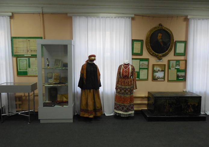 Литературно-мемориальный и краеведческий музей