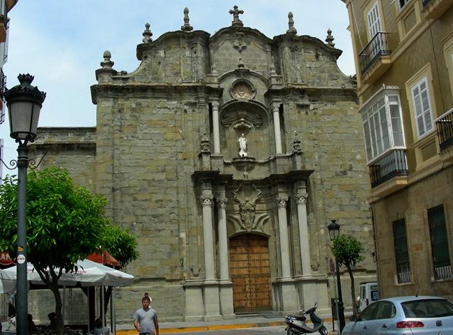 Церковь Сан Матео