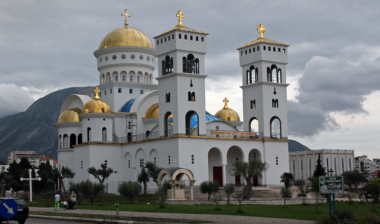 Церковь Св. Иоанна Владимира