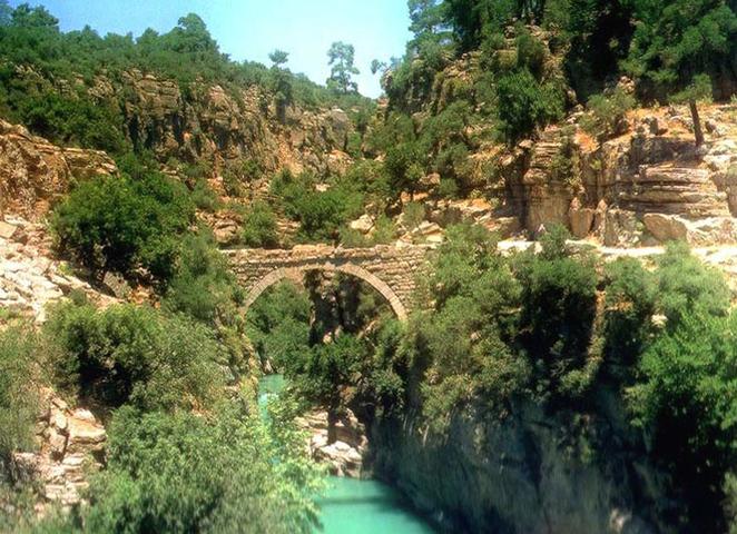 Национальный парк «Каньон Кепрюлю»