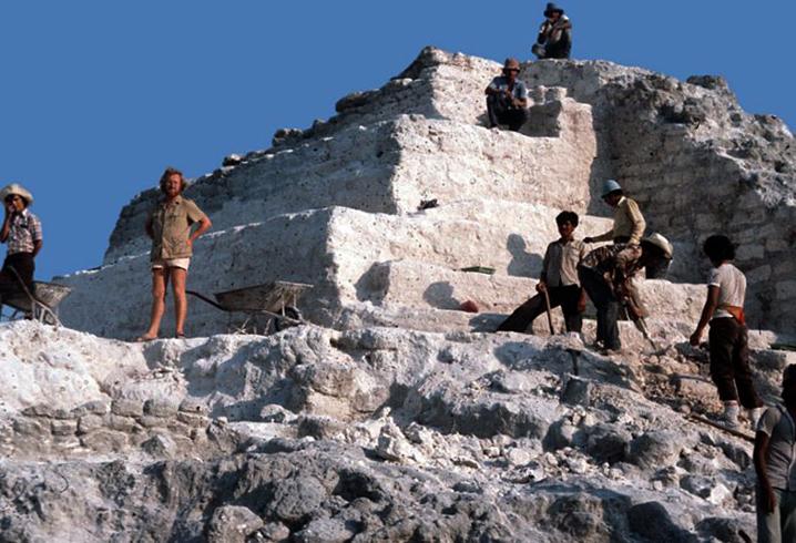 Руины города Куэйо