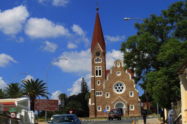 Церковь Кристускирхе