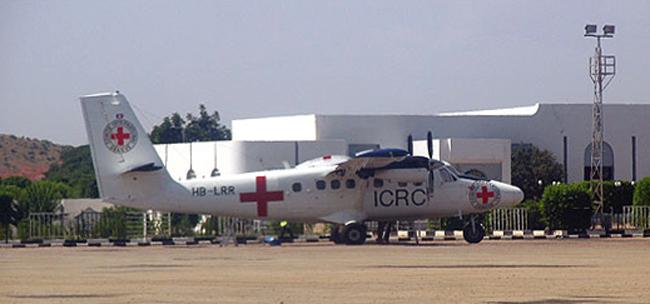 Аэропорт Ньяла