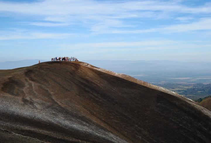 Вулкан Серро-Негро