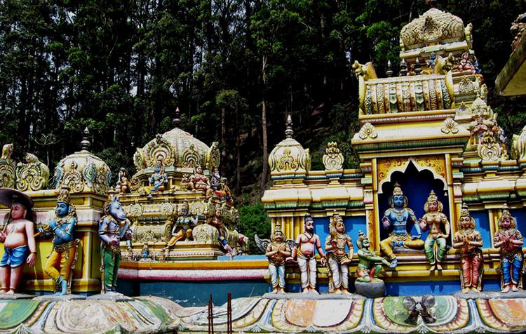 Храм Сита Амман