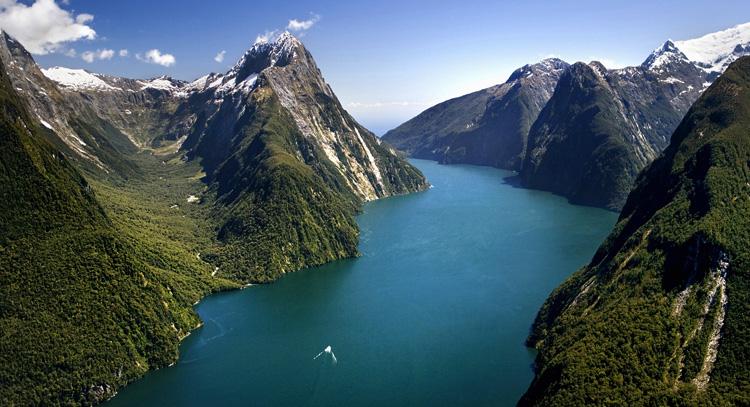 Национальный парк Фьордленд