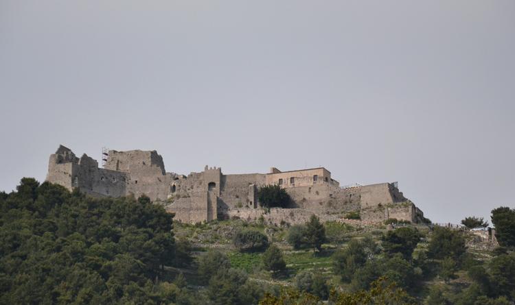 Замок Ареки