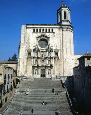 Кафедральный собор Жироны